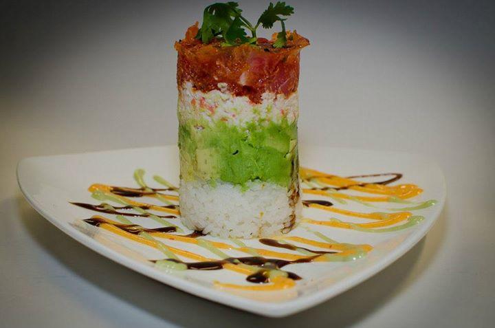 RawZ Café of Monroe 2015 Sushi