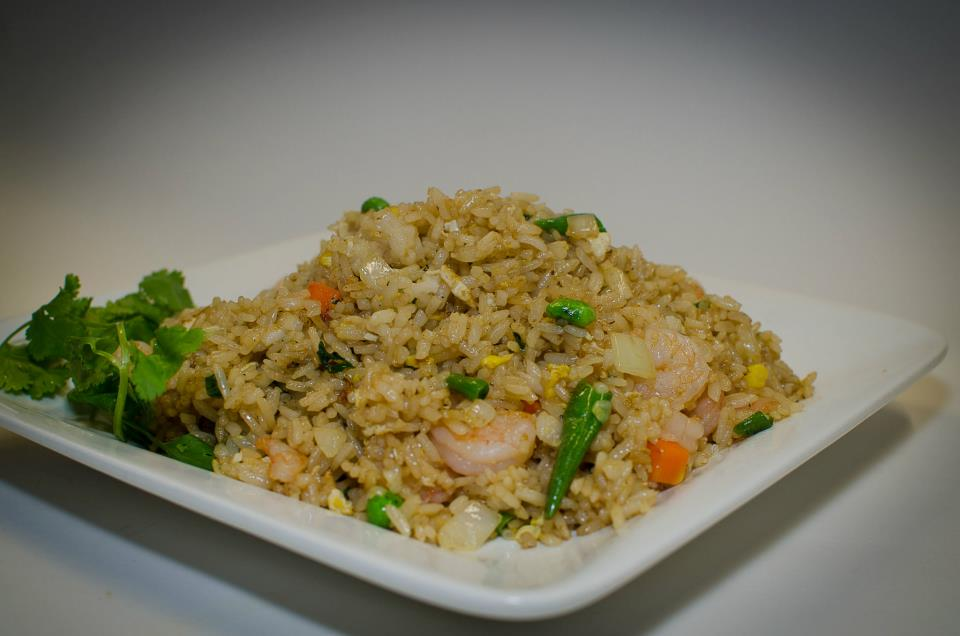 RawZ Café of Monroe 2015 Fried Rice
